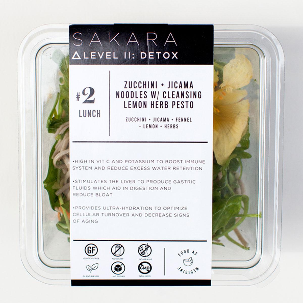 Sakara Detox and Lifestyle Foods