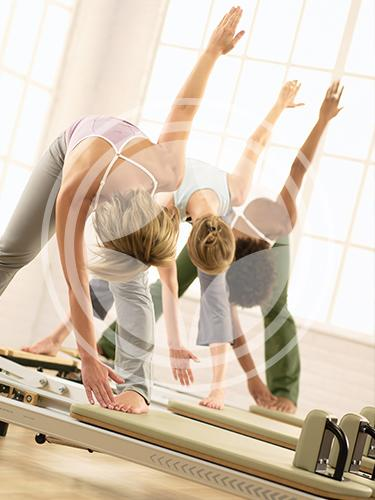 Pilates Classes with Paige Cowley
