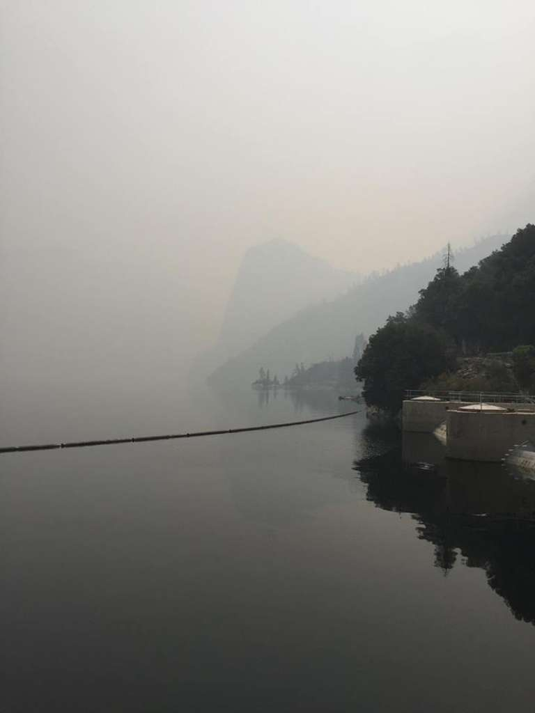 Smoky Hetchy