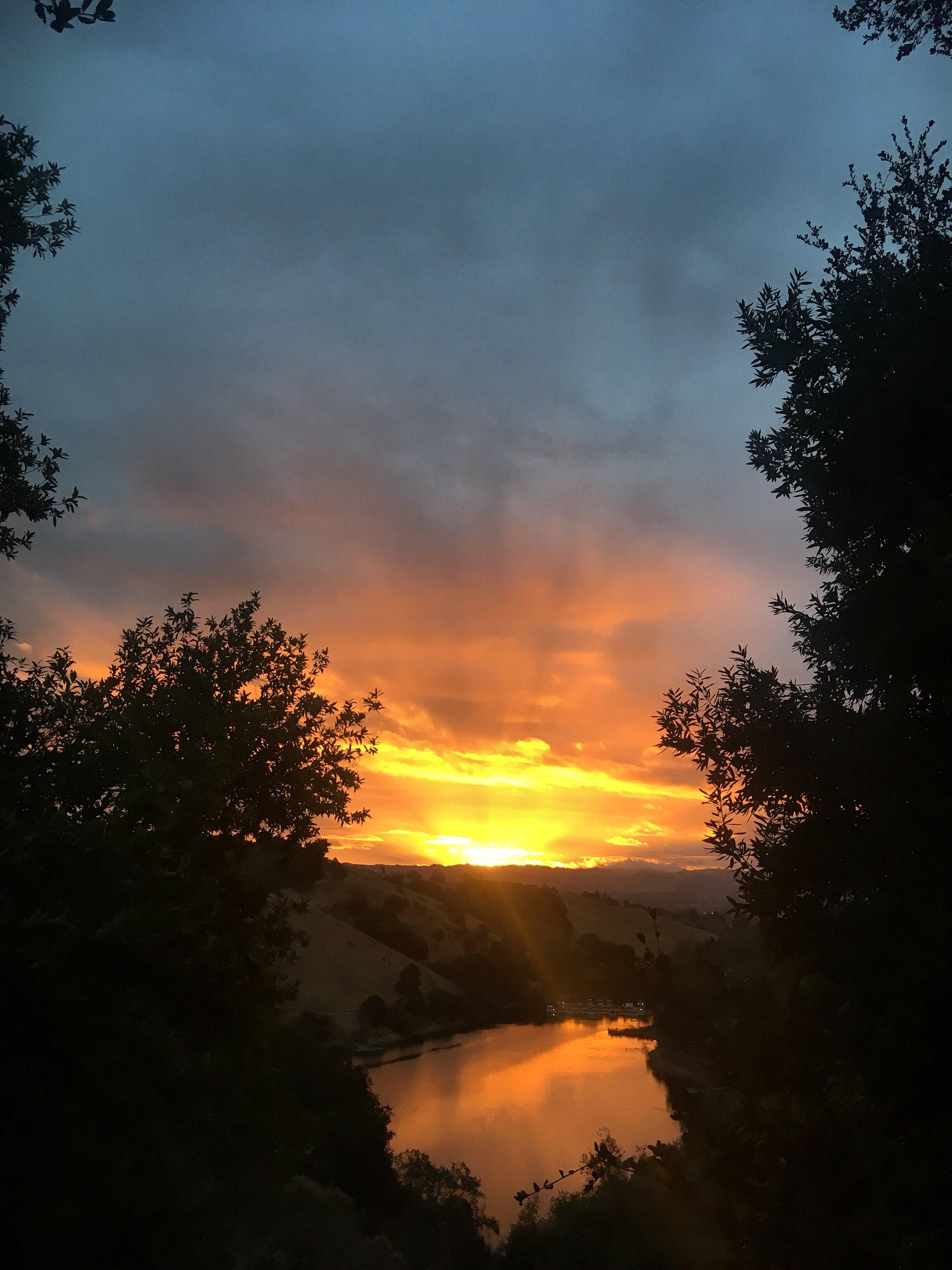Sunrise Chabot