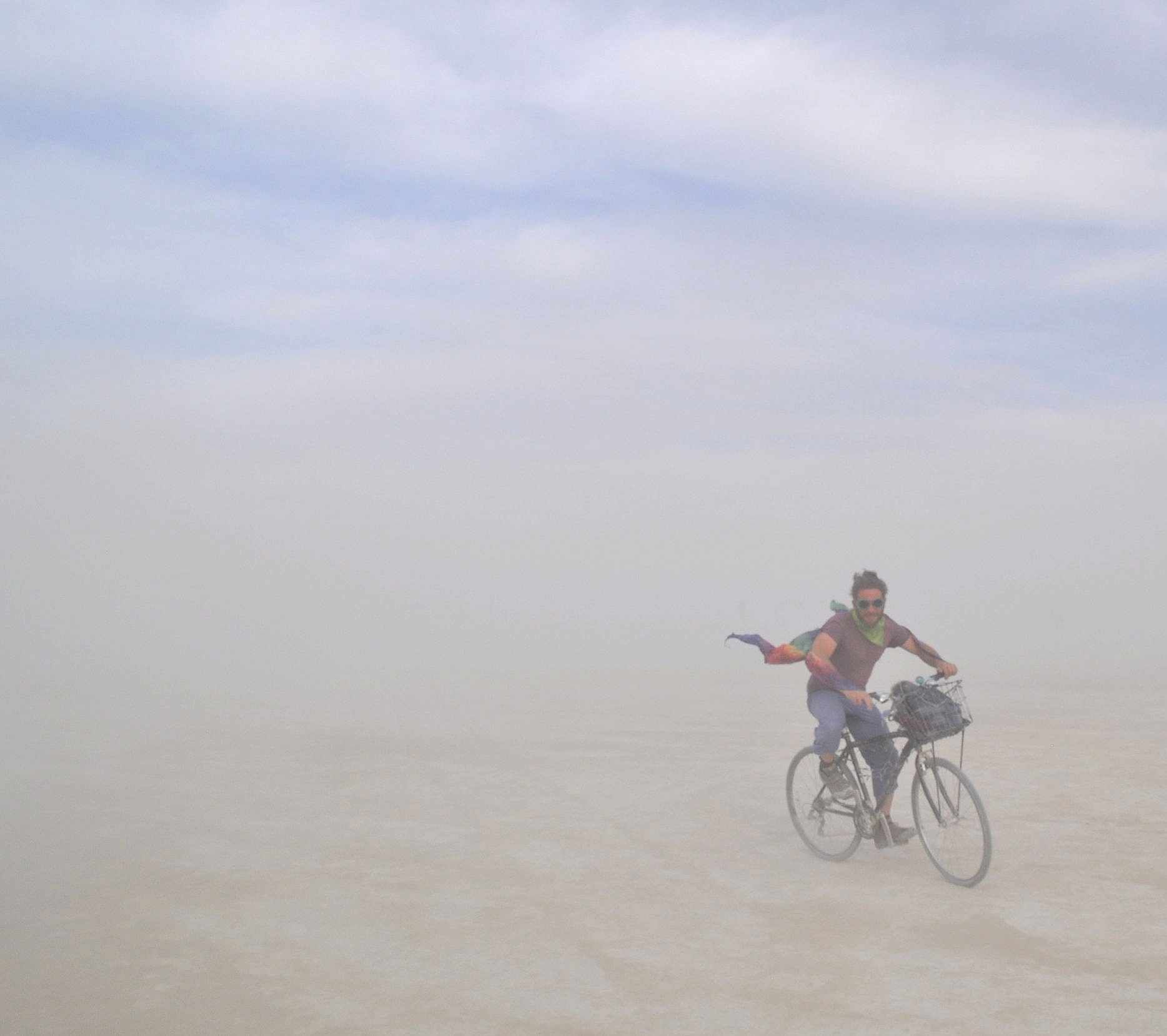 Dust Storm, BRC