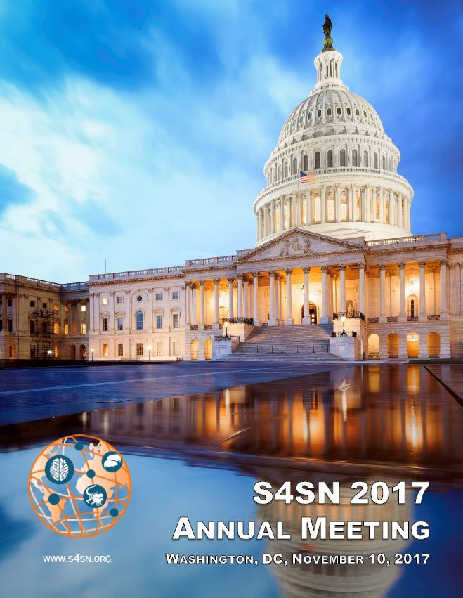 """S4SN 2017 Annual Meeting - The S4SN 2017 Annual Meeting was held in Washington, DC, November 10, 2017. The meeting consisted of a Keynote address by Nancy Kanwisher, """"The Functional Architecture of Social Vision"""", a Novel Approaches and Methodologies session with Julia Sliwa on """"Comparing Human and Monkey Neural Circuits for Processing Social Scenes"""" and Suzanne Dikker on """"Learning and Connecting in the Real World: Conducting Neuroscience Research in High School Classrooms and Museums"""" and two poster session. (See: S4SN 2017 Annual Meeting Printed Program.)"""