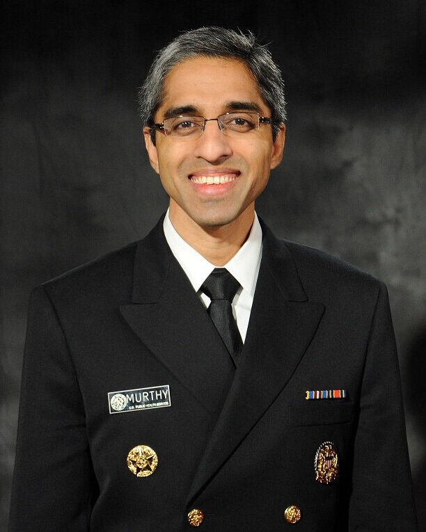 Dr. Vivek H. Murthy, MD, MBA, 19th Surgeon General of the United States