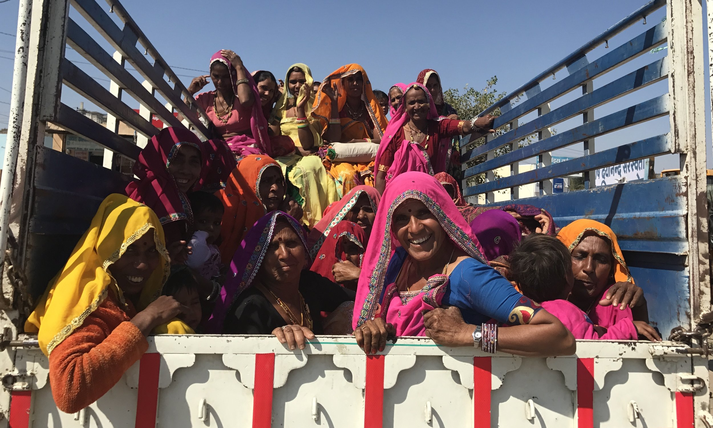 Women on back of truck.jpg