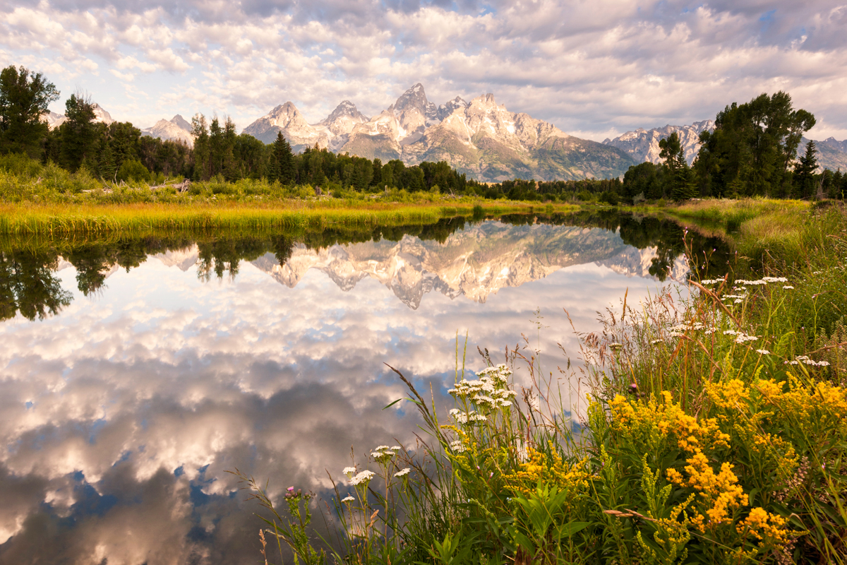 TETONS & YELLOWSTONE
