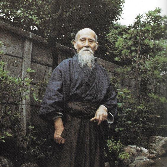 Morihei Ueshiba - O-Sensei