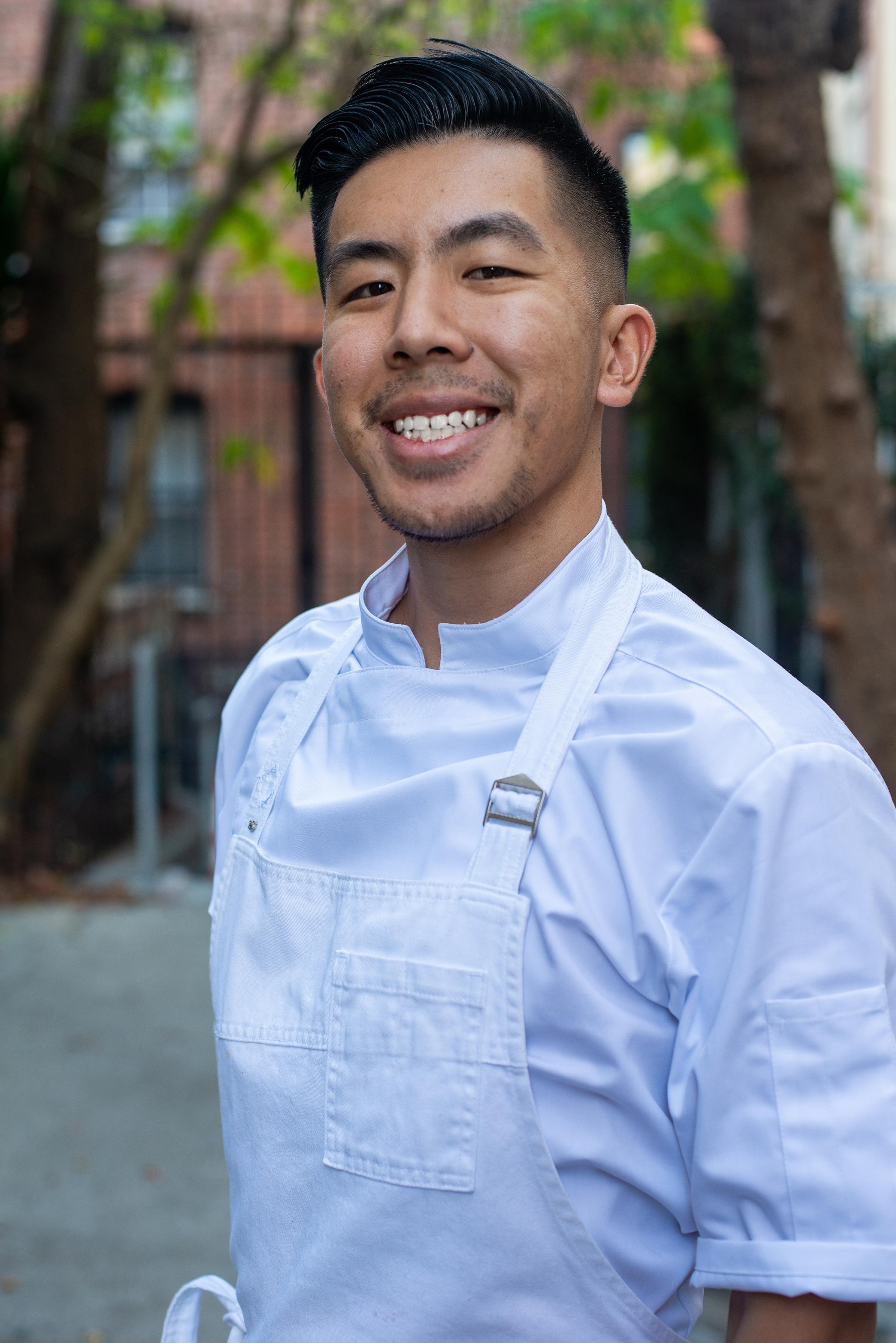 Mark Lieuw - Pastry Chef