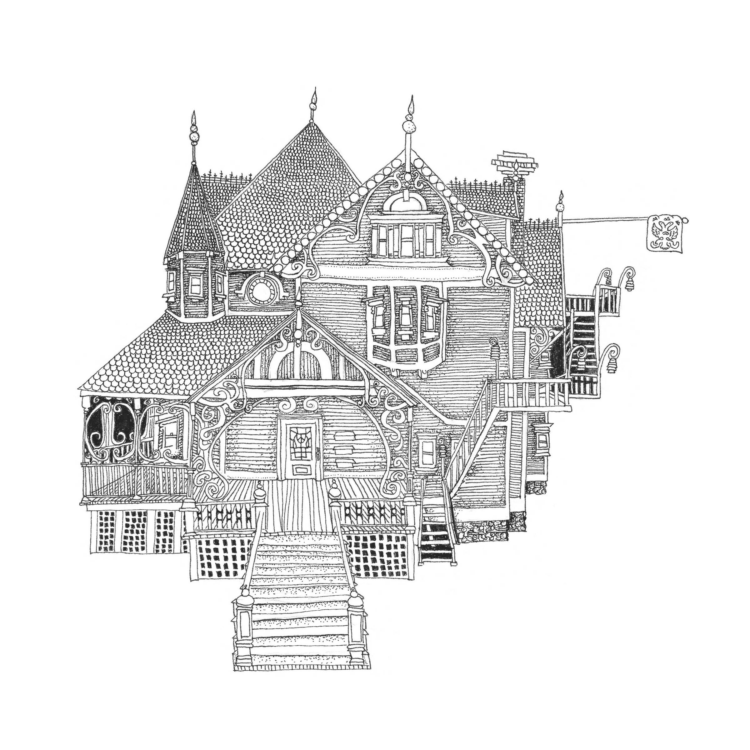 Illustrations Pixley S Carousel