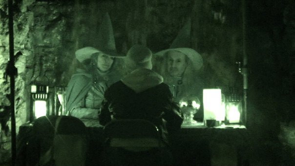 FASTWÜRMS, Kim Kozzi & Dai Skuse, Skry-Pod, Nuit Blanche, 2009