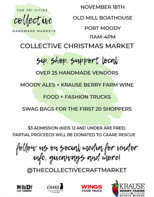 Christmas 2018 - Words cannot express how thankful we are for all of the support we received for our first market!Thank you to our amazing vendors for believing in us, thank you to the hundreds of shoppers who chose to support local this holiday season and a huge thank you to our family and friends for all your help putting this event on, we couldn't have done it without you!After a hugely successful first market we are already in the beginning stages of planning and even bigger, better market for Spring 2019!