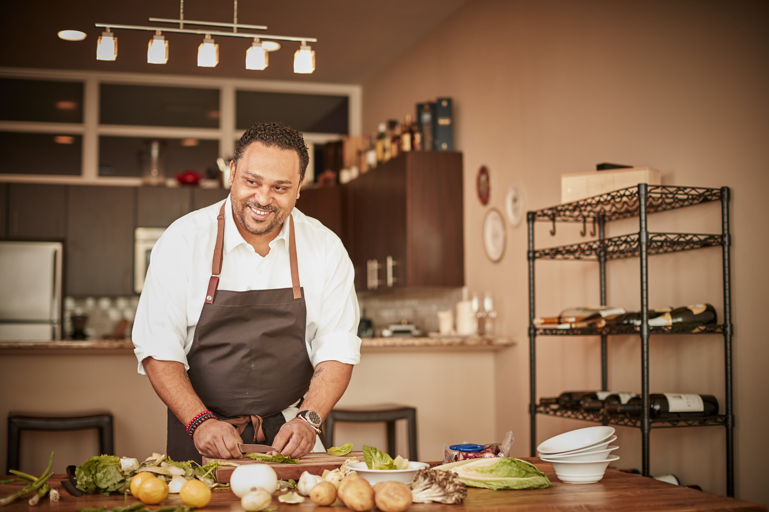Top Chef Season 7 Winner. MasterChef Judge. Father. Consultant. Restaurateur. Principal of Sbraga Consulting. Founder of Sonny & Sons. Making it happen since 1979.