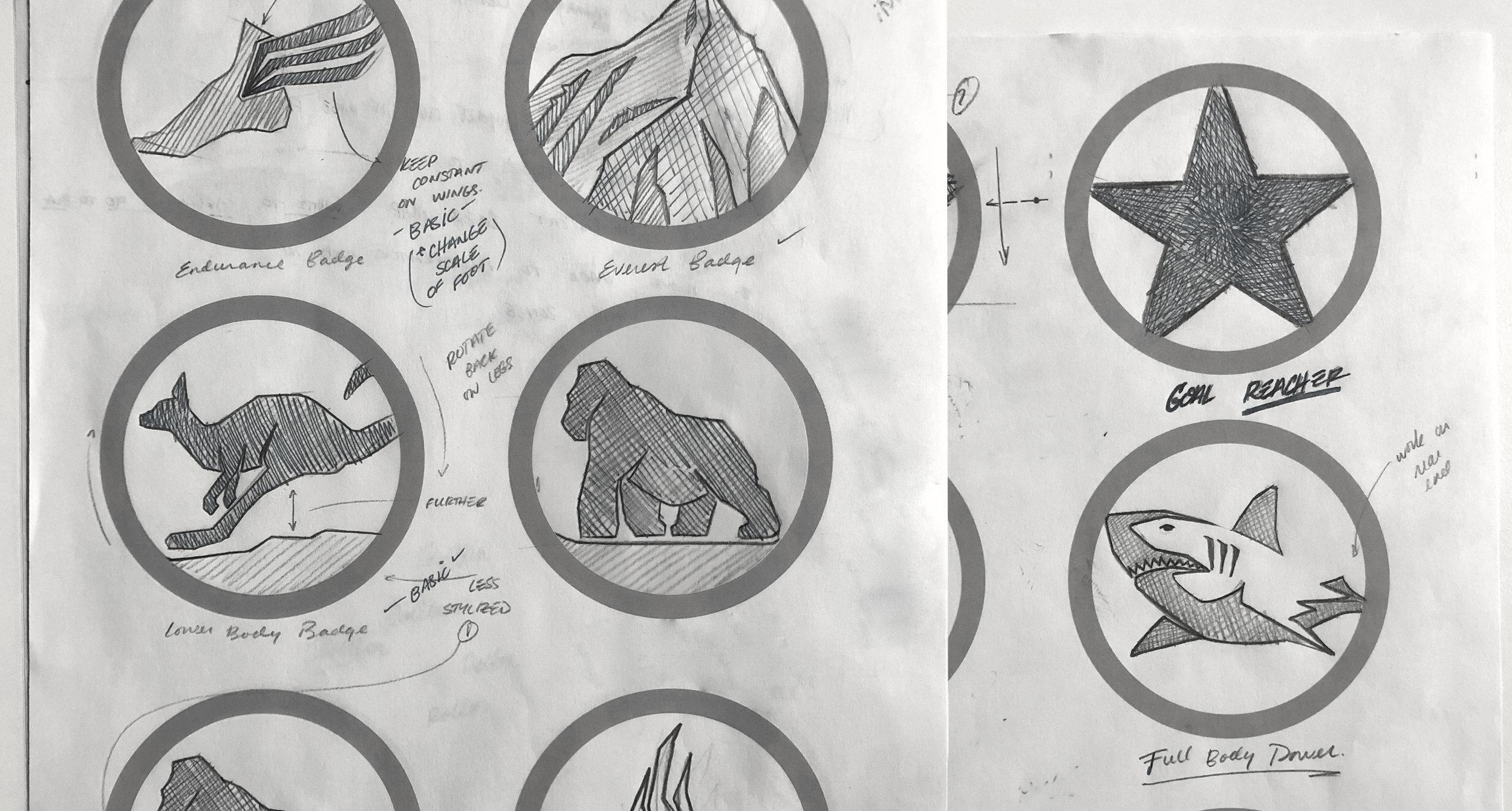EXOS_AdultTrainingBadges_Sketches.jpg