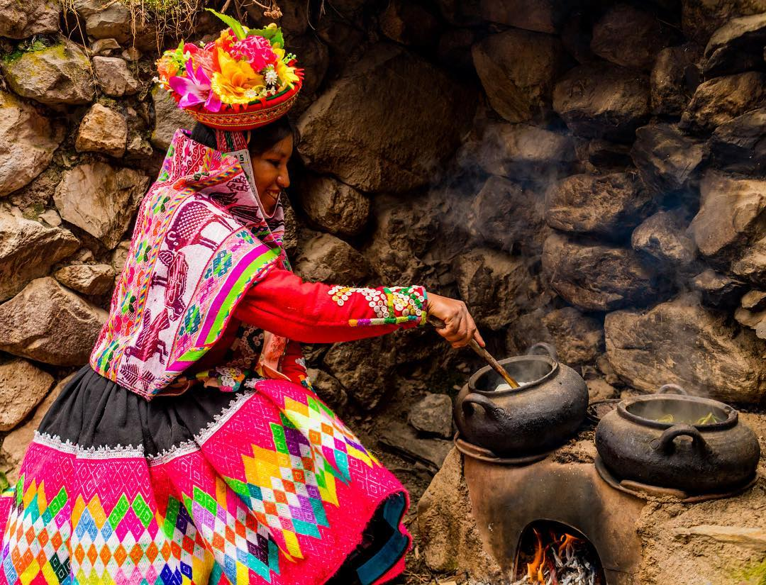 Ollantaytambo Sustainable Tours