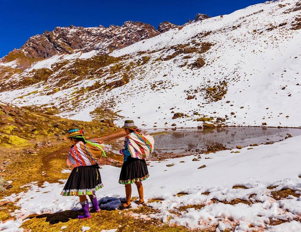 Peru Andes Sustainable Tours