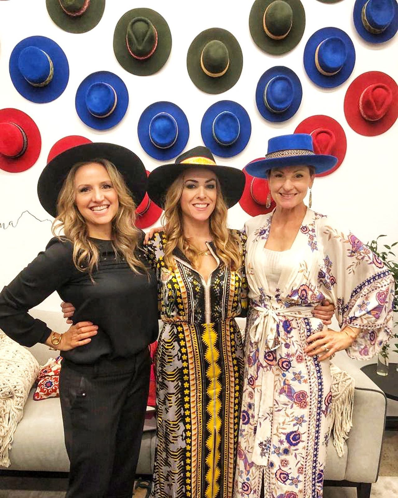 Andeana Hats Pop Up