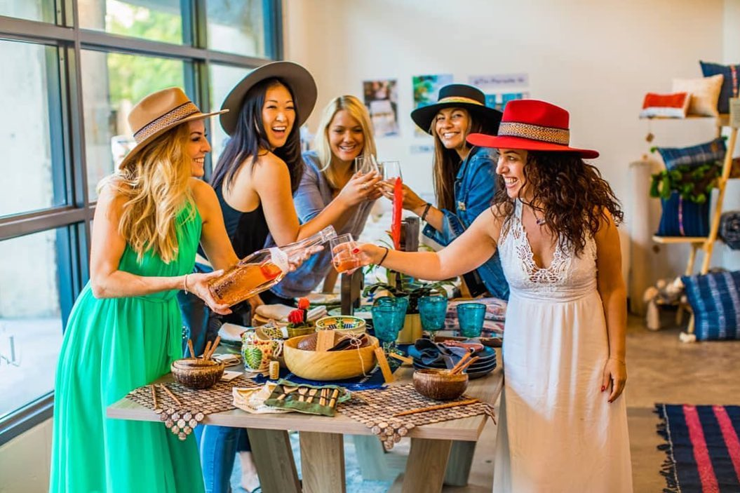 Andeana Hats Events DTLA