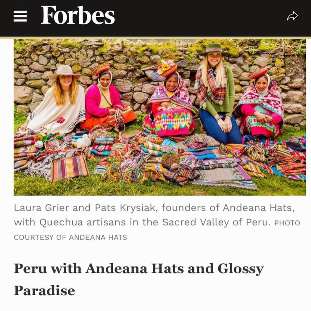 Forbes Feature Andeana