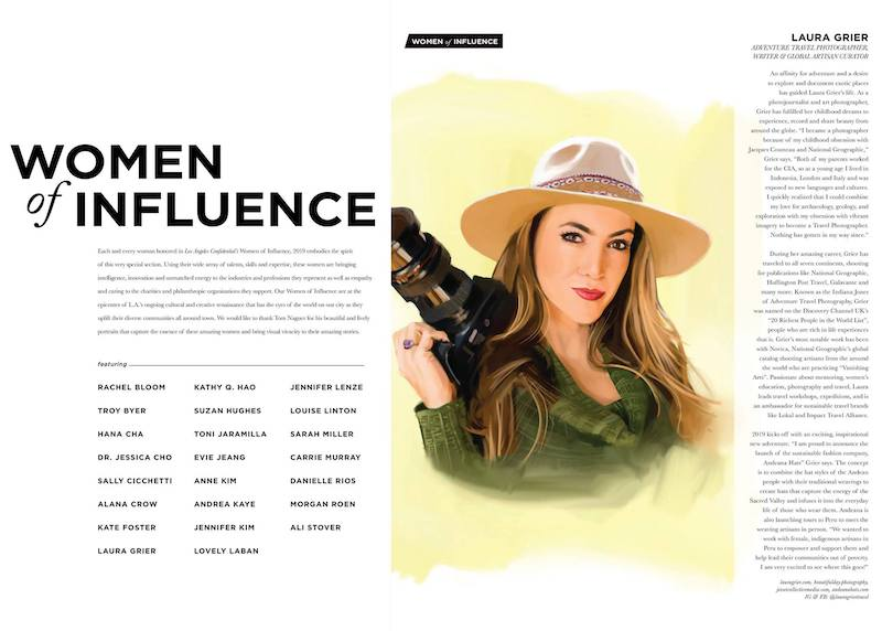 Women of Influence LA