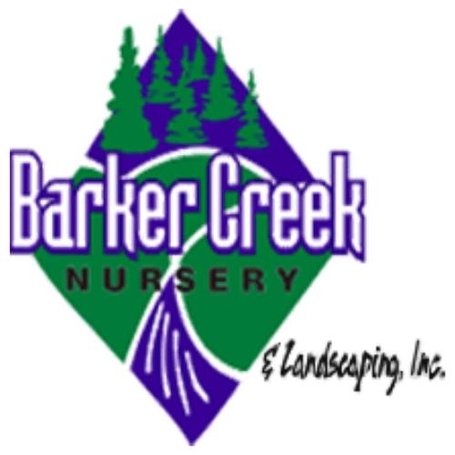 Barker Creek Nursery and Landscaping Inc