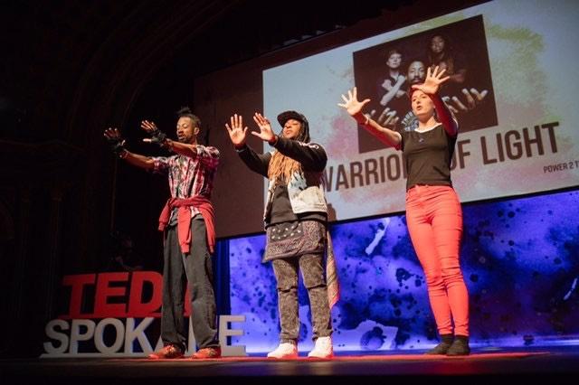 TED X Spokane