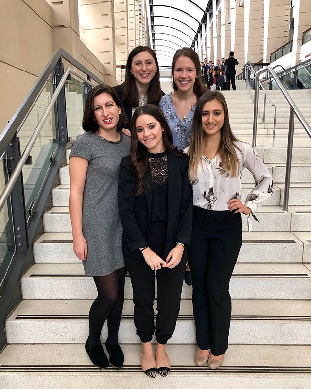This past weekend, UConn Dental sent 5 of our members to the ASDA National Leadership Conference in Chicago. There were over 800+ students from across the country and they attended breakout sessions on subjects pertaining to advocacy as dental students. They learned what students can do to make their voice heard, membership engagement ideas, career planning such as a CV workshop and financial planning advice. There were also sessions on overall personal wellness like mindfulness and ergonomics lessons. There was also some time for exploring the city! What a great weekend. . . . #ASDAadvocacy #asdanlc #wellness #asdafever #nlc18