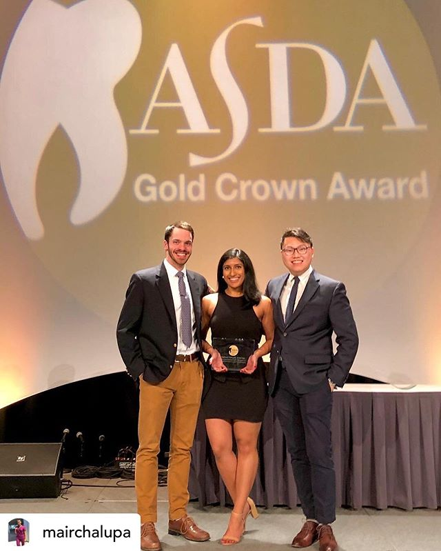 Congrats to our very own UConn ASDA president @mairchalupa who received an amazing honor this past weekend at the ASDA annual session in Pittsburgh. She received the 2019 National ASDA President of the Year Award. She was recognized out of 24,000 members across 66 dental schools and she truly deserves this amazing reward. Congrats Mair, we are all so proud of you and thankful to have you as our chapter president!