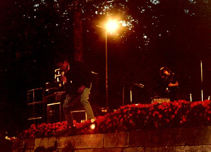 Naturtheater Hasenheide, Berlin, 1986