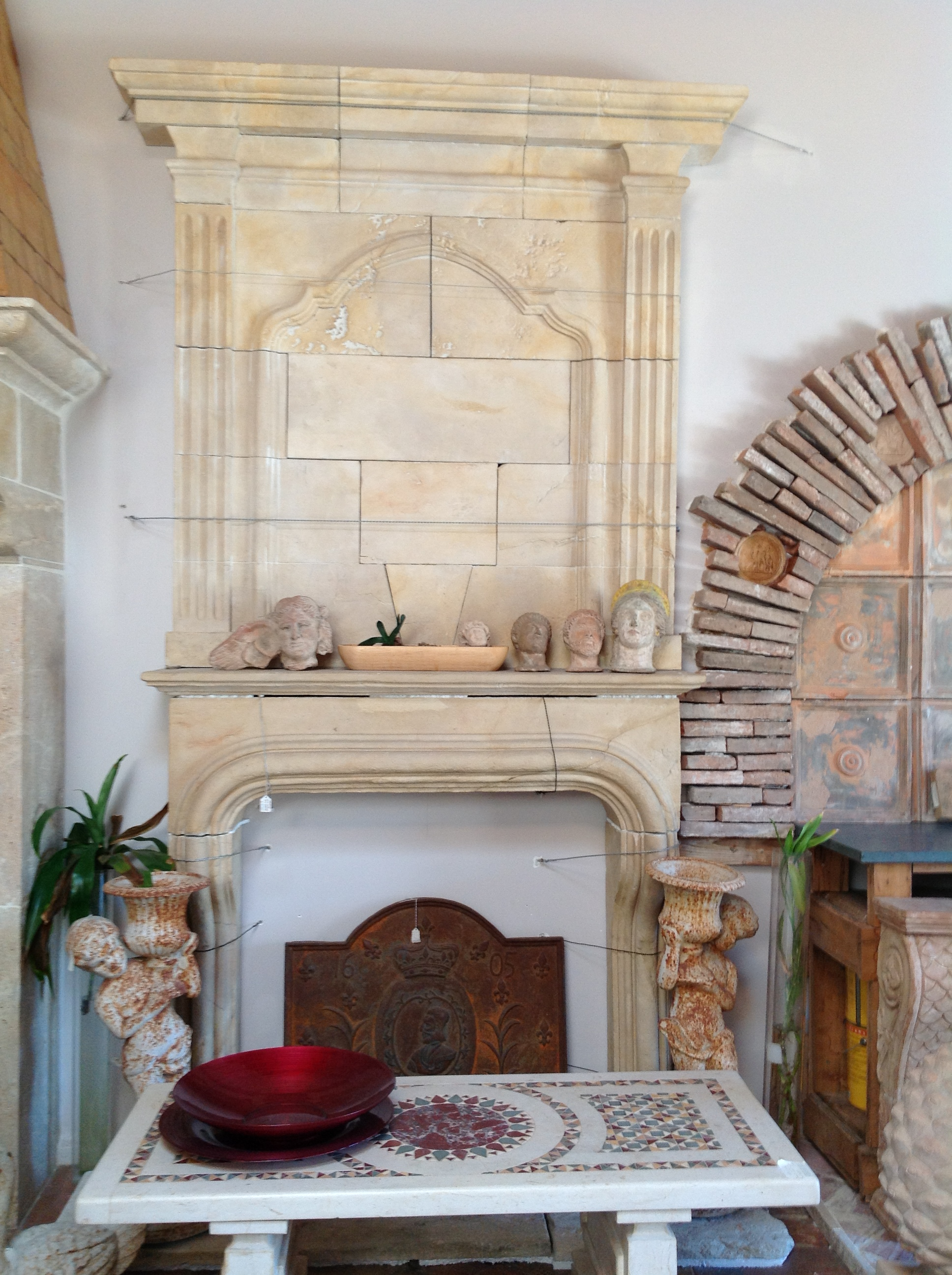 FIREPLACES AND ACCESSORIES -