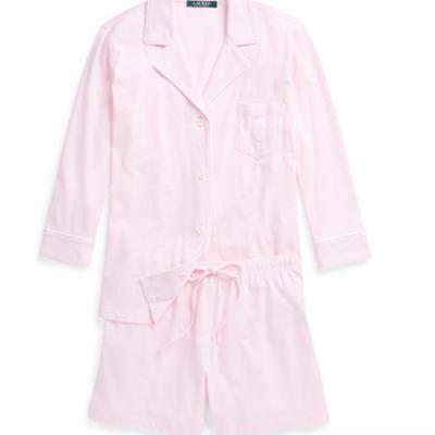 RL Cotton Pink Pajamas