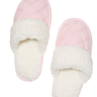 VS Furry Slippers