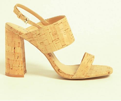 Copy of Cork Heel