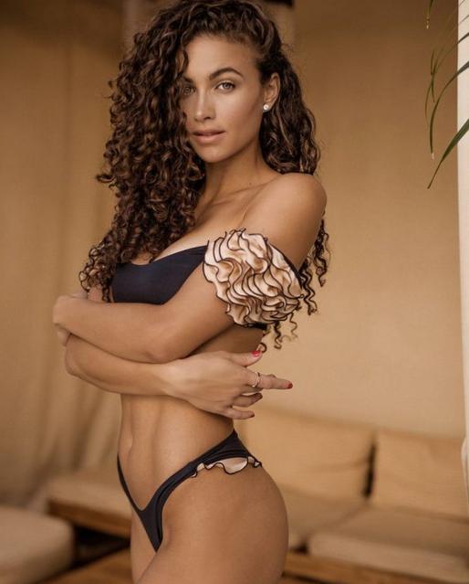Copy of Ruffled Bikini