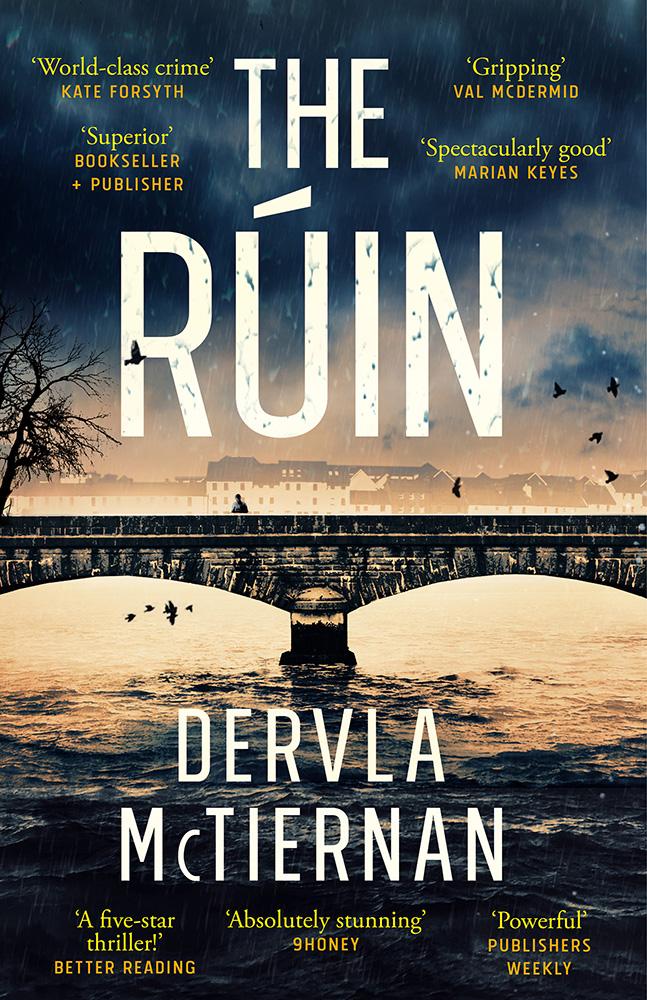 The Rúin - by Dervla McTiernan