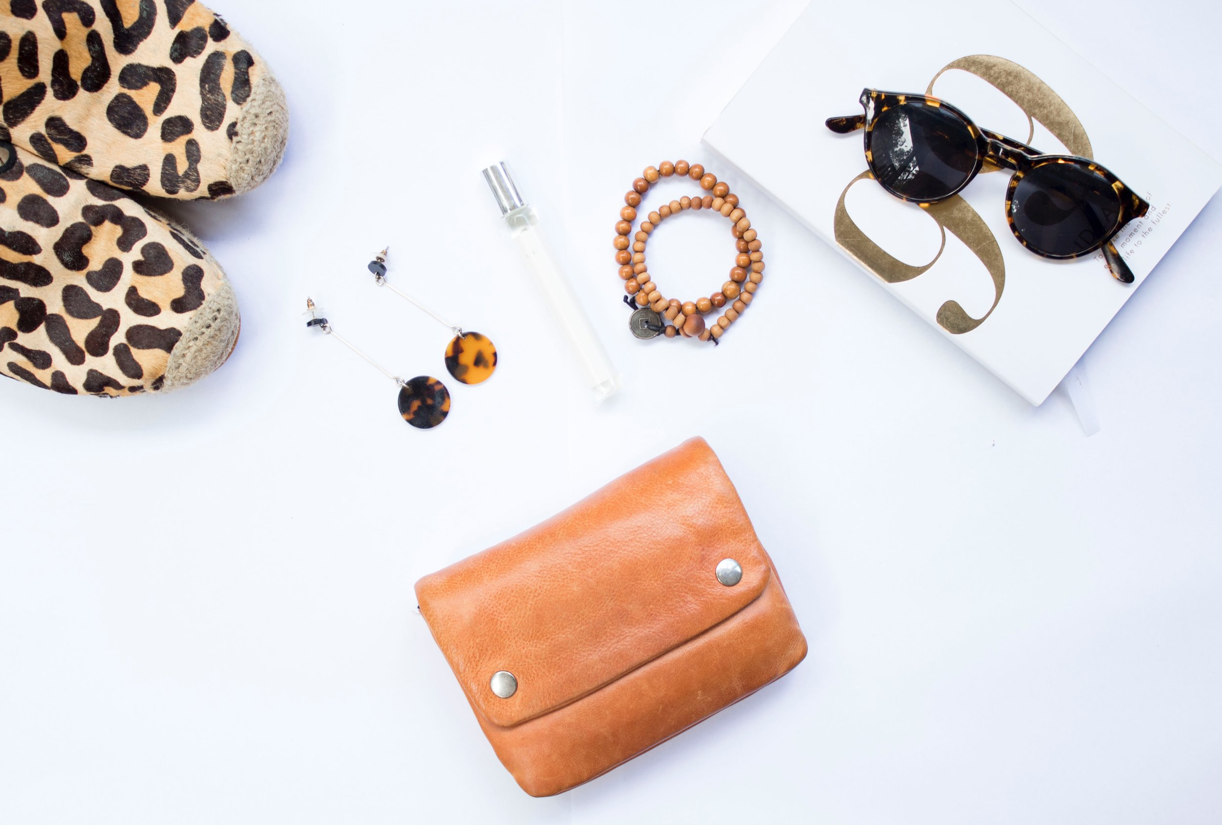 Keep it fresh and fun with a few accessories.