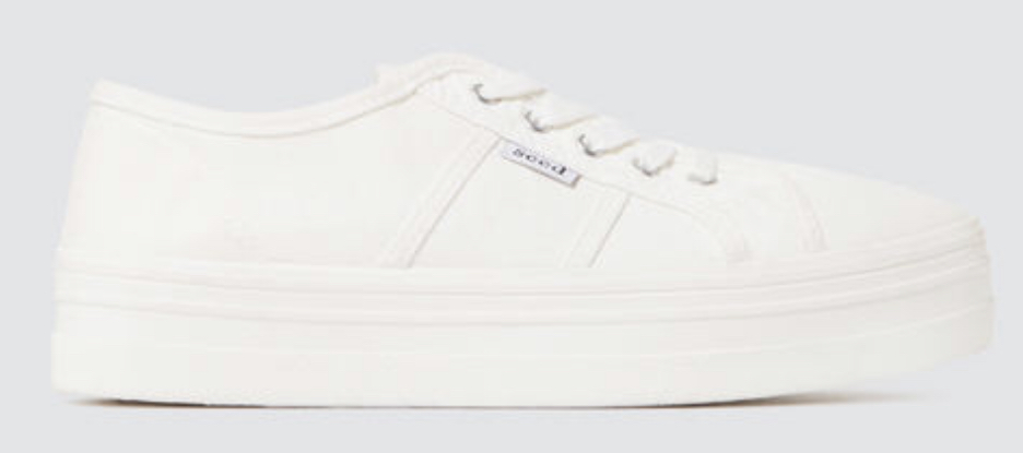 Billie Flatform Sneaker