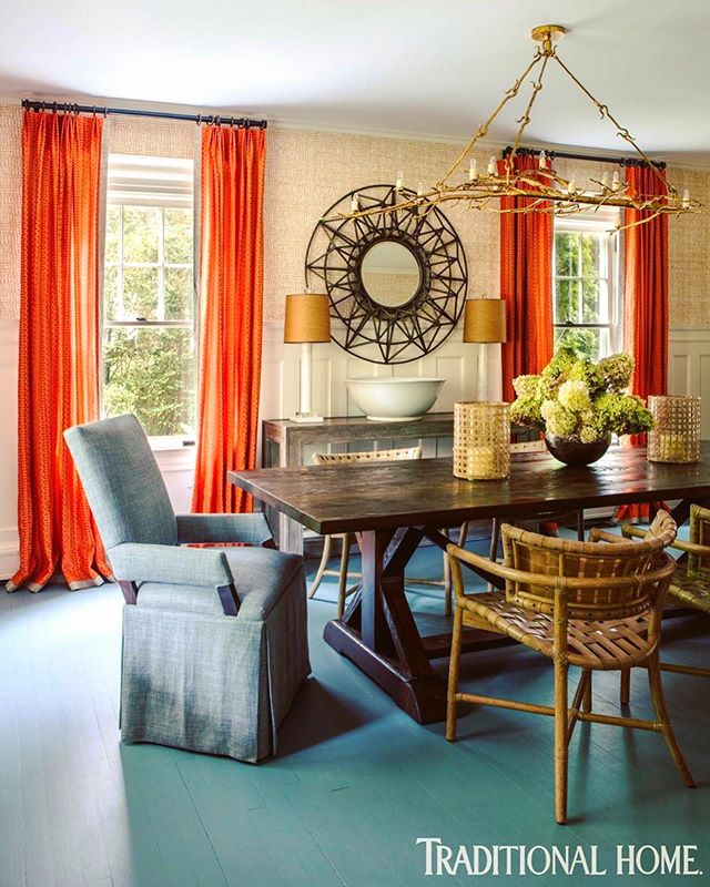 More from the great @thomfilicia project out now in @traditionalhome !