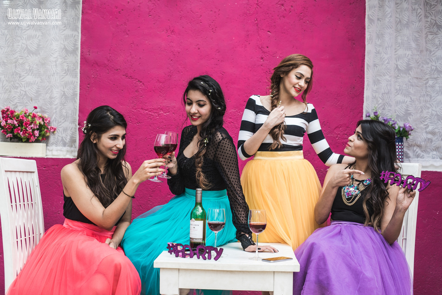 Fashion Photoshoot | the Perfect Location | Dixika Vanvari Withlovemissd Ashima Makhija Colorsnglitters Niki Mehra Nikimehra and Malveika Gupta Styleonwings