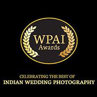 Best Wedding Photographer | WPAI | WPAI Awards | Indian Wedding Photography