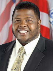 Anthony Hairston - Ward 10 City Council Representative