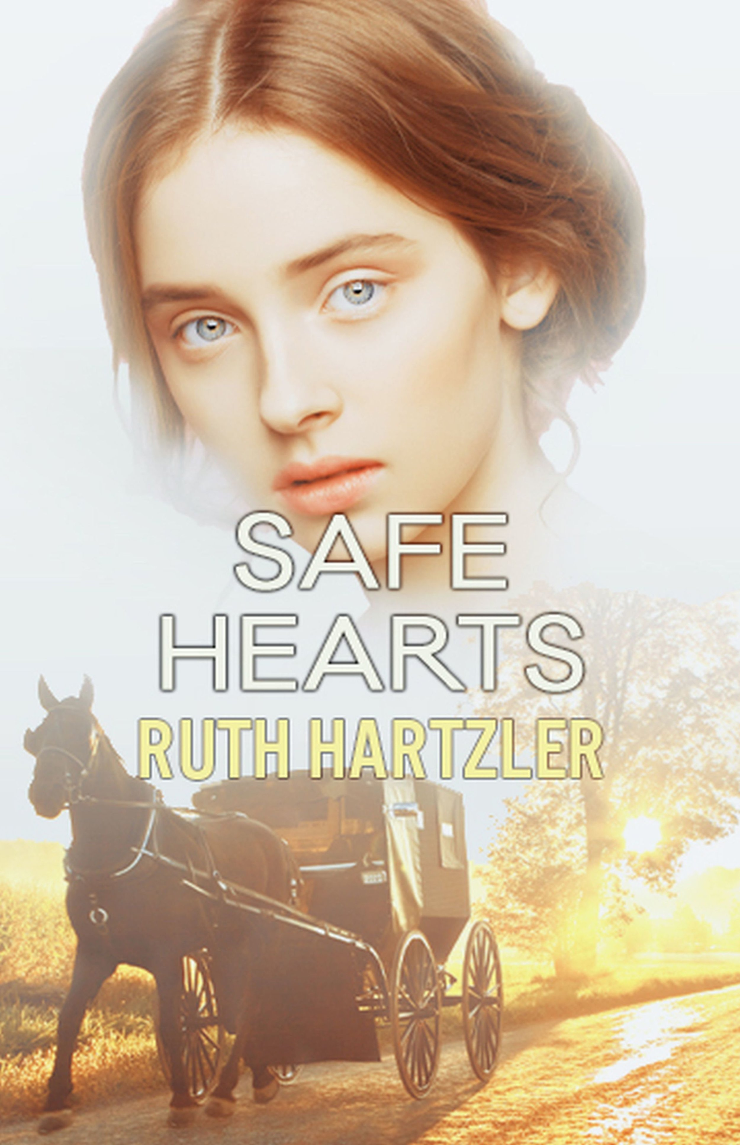 Safe Hearts - Amish Safe House Book 3 (Christian Romantic Suspense)30,000 word novellaU.S. Marshal, Kate Briggs, is still posing as an Amish woman. When the cousin of one of the Amish Knitting Circle ladies is accused of murder, Kate once again throws herself into the investigation. However, the criminal looking for her has finally tracked her down to the small Amish community in which she is hiding. How will Kate protect not only herself, but the entire community, from the desperate criminal?When Kate's identity is revealed, how will everyone react, especially Detective Ryan Weaver?AmazonNookKoboGoogle PlayAppleIn This Series:Book 1: Off the GridBook 2: In Plain View Book 3: Safe HeartsAlso available as 3 Book Box Set, Amish Safe House Three Book Box Set