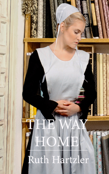 The Way Home - The Amish Millers Get Married Book 1When Noah Hostetler while on rumspringa loses control of a borrowed car on an icy road and drives into a buggy, the Miller sisters are hurt. Injured and with unforgivingness in her heart, Hannah Miller vows she will never again feel for Noah what she once did—a deep and loyal love.Both Hannah and Noah believe that with God's grace anything is possible, but healing from a painful past is no easy task. Can Hannah rediscover what once she felt for Noah before his terrible mistake, or will her heart remain closed to him forever?KindleNookKoboGoogle PlayApplePaperback from AmazonLARGE PRINT Paperback from Amazon