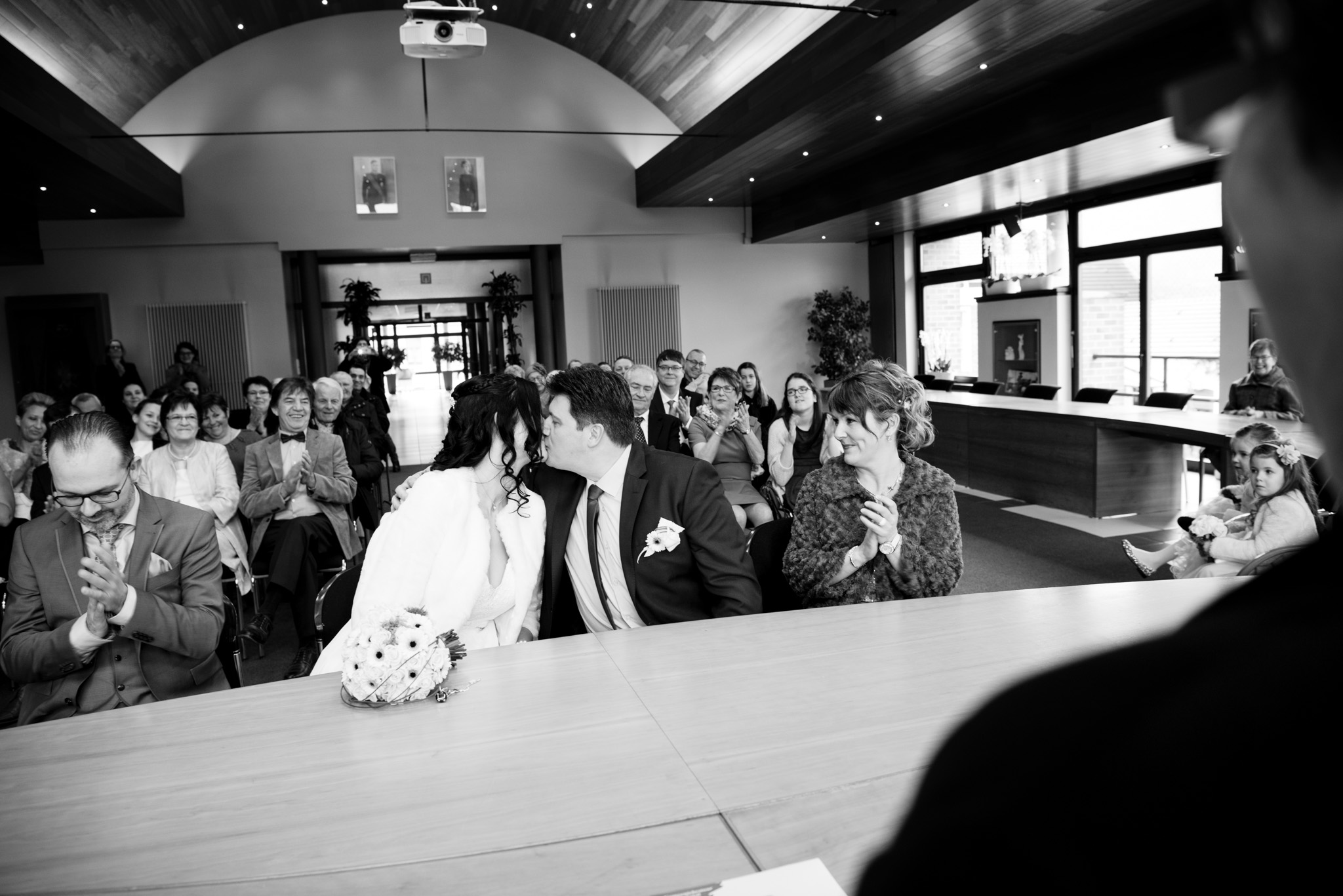 Huwelijksceremonie Lochristi