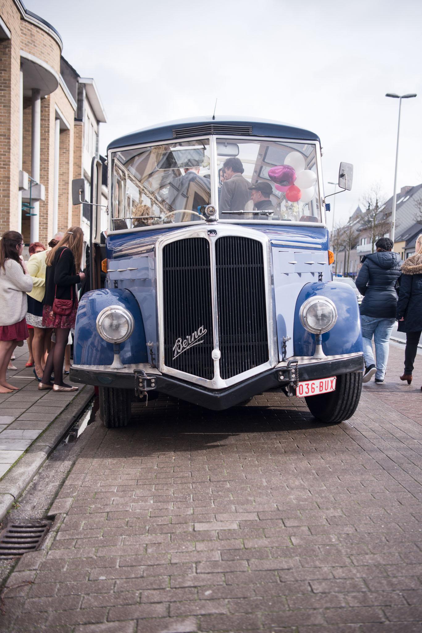 Huwelijksbus Lochristi
