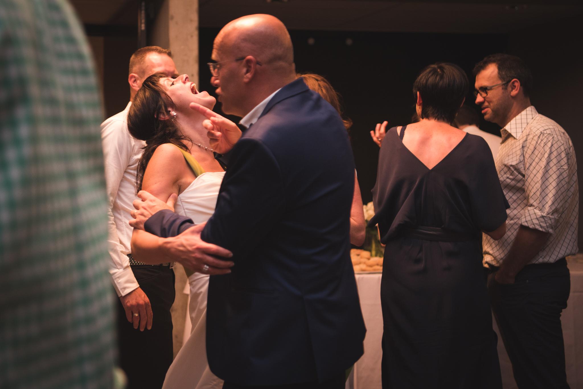 Huwelijksreceptie