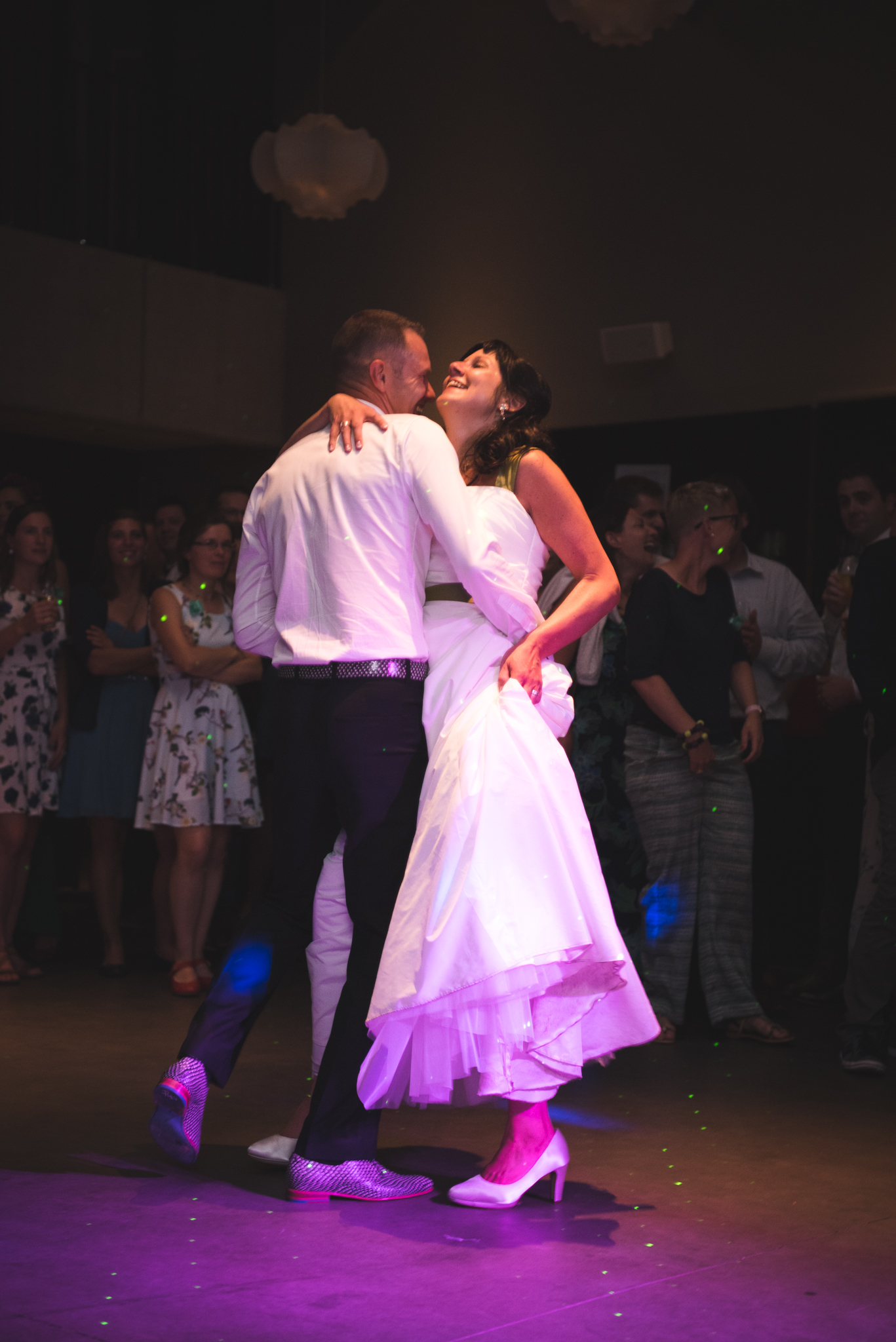 Eerste dans huwelijk