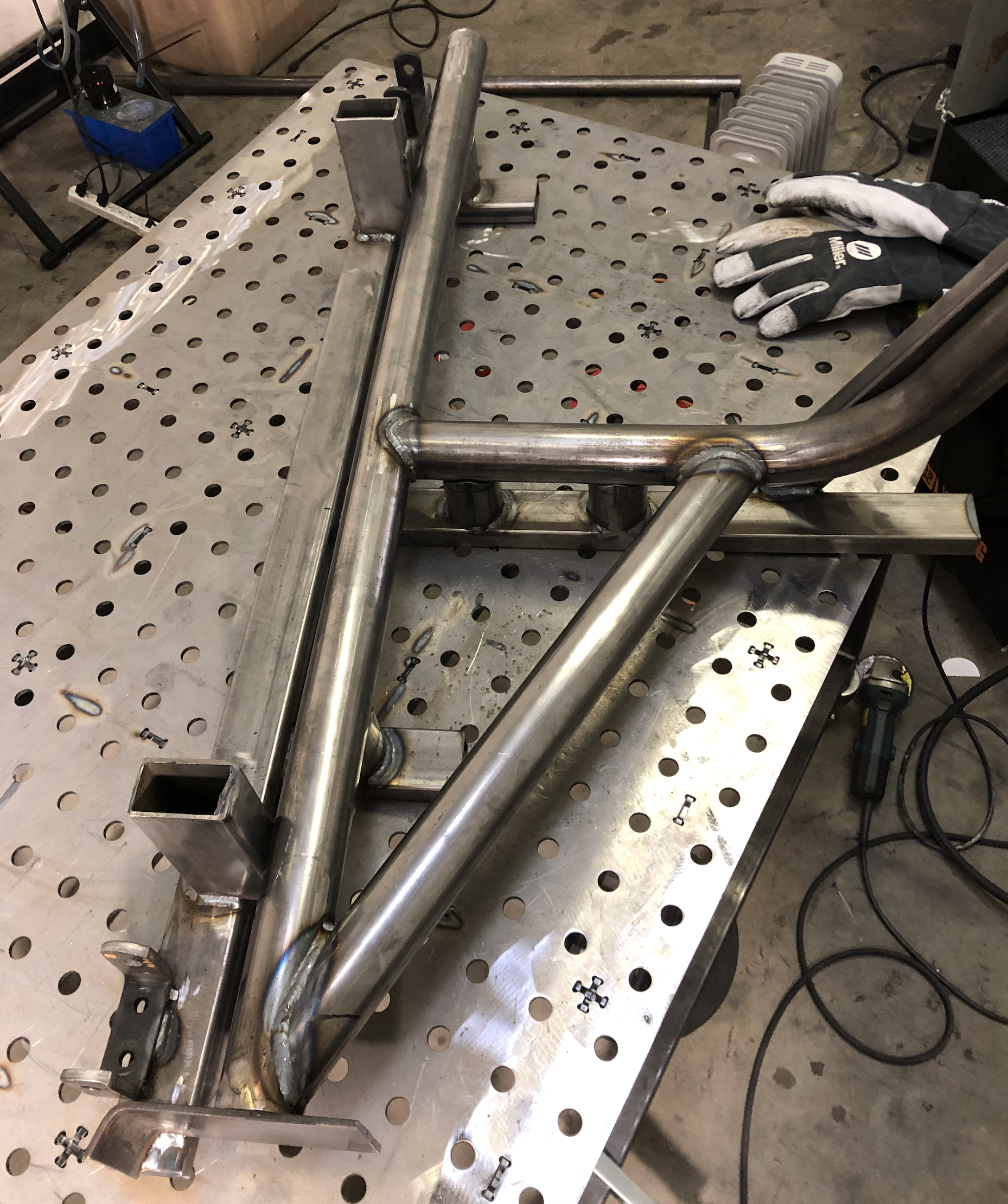 """Quality - We use huge 2"""" mandrel bent steel tubing to achieve lightweight and strength.Coming in at just over 20lbs, our carriers are incredibly lightweight while also offering superior durability. Aluminum is great in the right application but for off-road products that face a lot of vibration, steel can be a better choice. Aluminum although light, can catastrophically fail in a high vibration environments."""