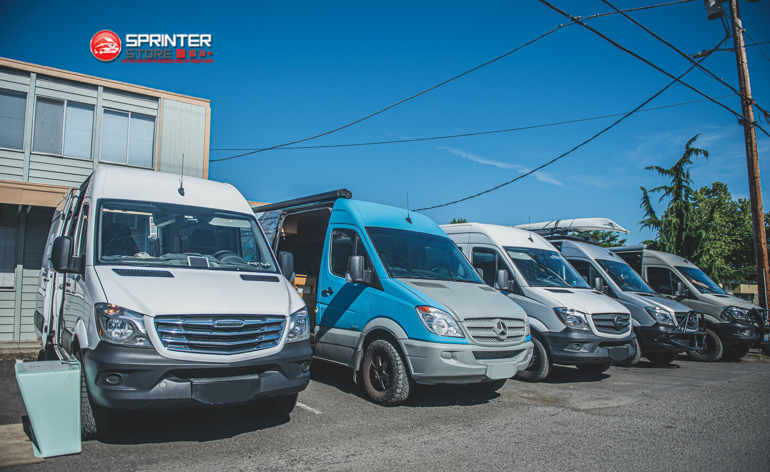 Sprinter Service & Parts Store LLC  19460 SW 89TH AVE  Tualatin, OR 97062  Hours: Mon-Fri 8-5
