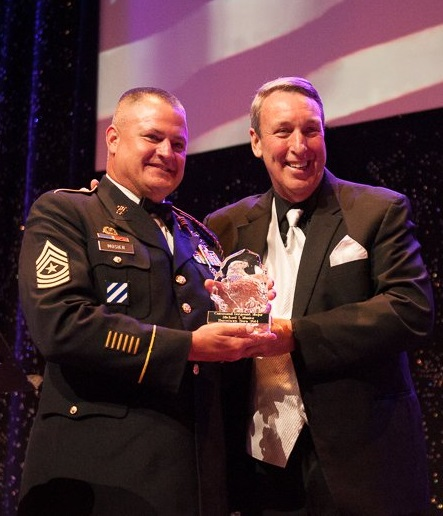 Command Sergeant Major Michael L. Mosier (US Army)
