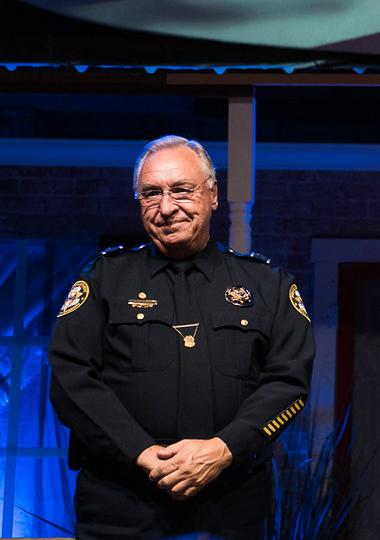 Chief of Police Thomas M. Dettman