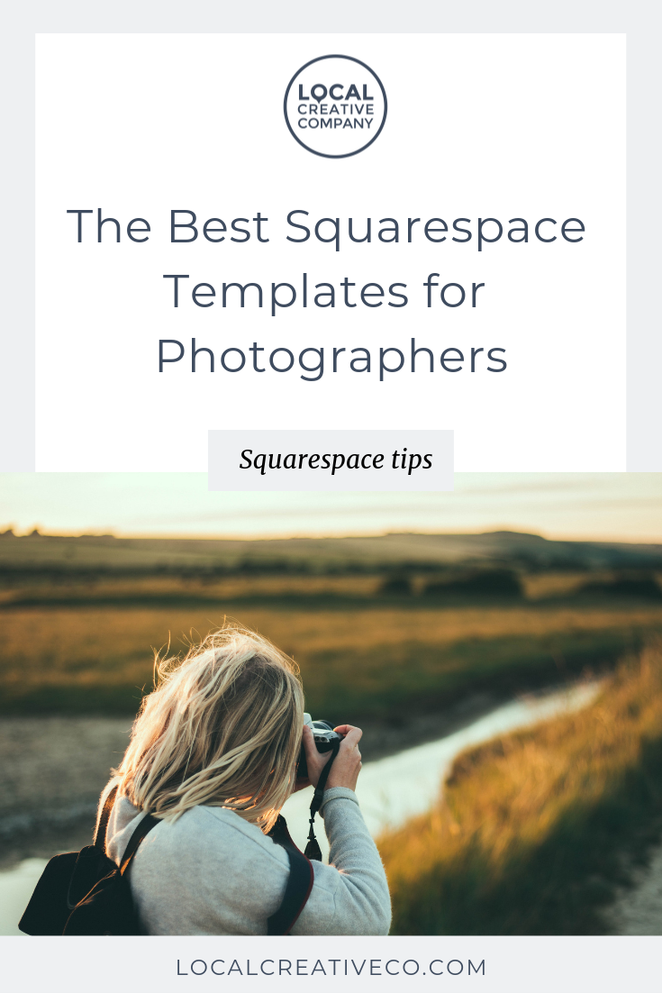 Not all templates are created equal.  Some templates are better than others (especially when it comes to your photography business) and it's tricky to know what to look for. In this blog post, I'm going to tell you exactly what you should be looking for in a template so you choose the right one to start with and don't have to deal with a messy switch later on.